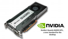 NVIDIA Quadro K6000 12GB Graphics