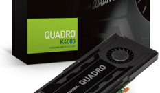 NVIDIA Quadro K4000 3GB Graphics